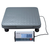 PS-B do 150 kg/50 g, 350 x 350mm